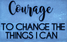 Courage-to-change